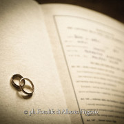 Foto di matrimonio anelli