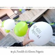 Foto matrimonio Como palloncini allegri particolari di festa party day