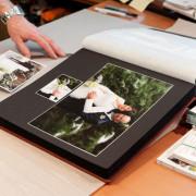 Foto album nozze di qualità alta albumini vari poster canvas fototela