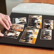 Foto digitali Impaginazione artigiana dinamica ed emozionale grafica esclusiva