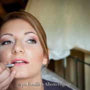 Fotonozze Como preparativi trucco make up della sposa