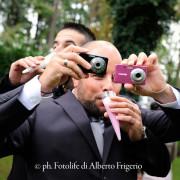 Foto di matrimonio Como allegre Varese Milano Svizzera