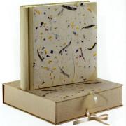 Album Cover in tela, seta shantung, interni cartoncini di alta qualità copertine eleganti made in italy