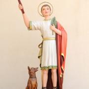 Foto arte sacra curia sculture archivio fotografico digitale