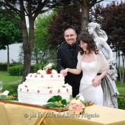 Foto sposi Como Ristorante Sant'Andrea Montorfano Como Lago