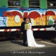 foto di nozze matrimonio como lago menaggio stile reportage street style