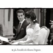 Foto di matrimonio como uno sguardo una carezza