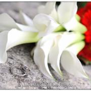 foto wedding como anelli fiori bomboniere oggetti particolari dettagli sposi