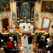 Foto di matrimonio Como rito reigioso