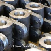 Foto particolare industriale acciaio metalmeccanica servizi fotografici video como lecco varese svizzera