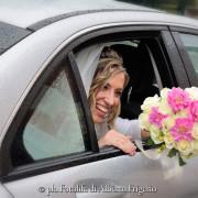 Foto sposa matrimonio como allegria e felicità Varese Milano Svizzera